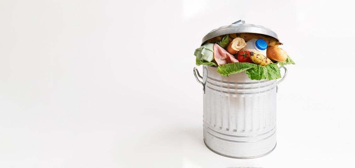 10% aller Lebensmittel bei Händlern landen tagtäglich auf dem Müll.